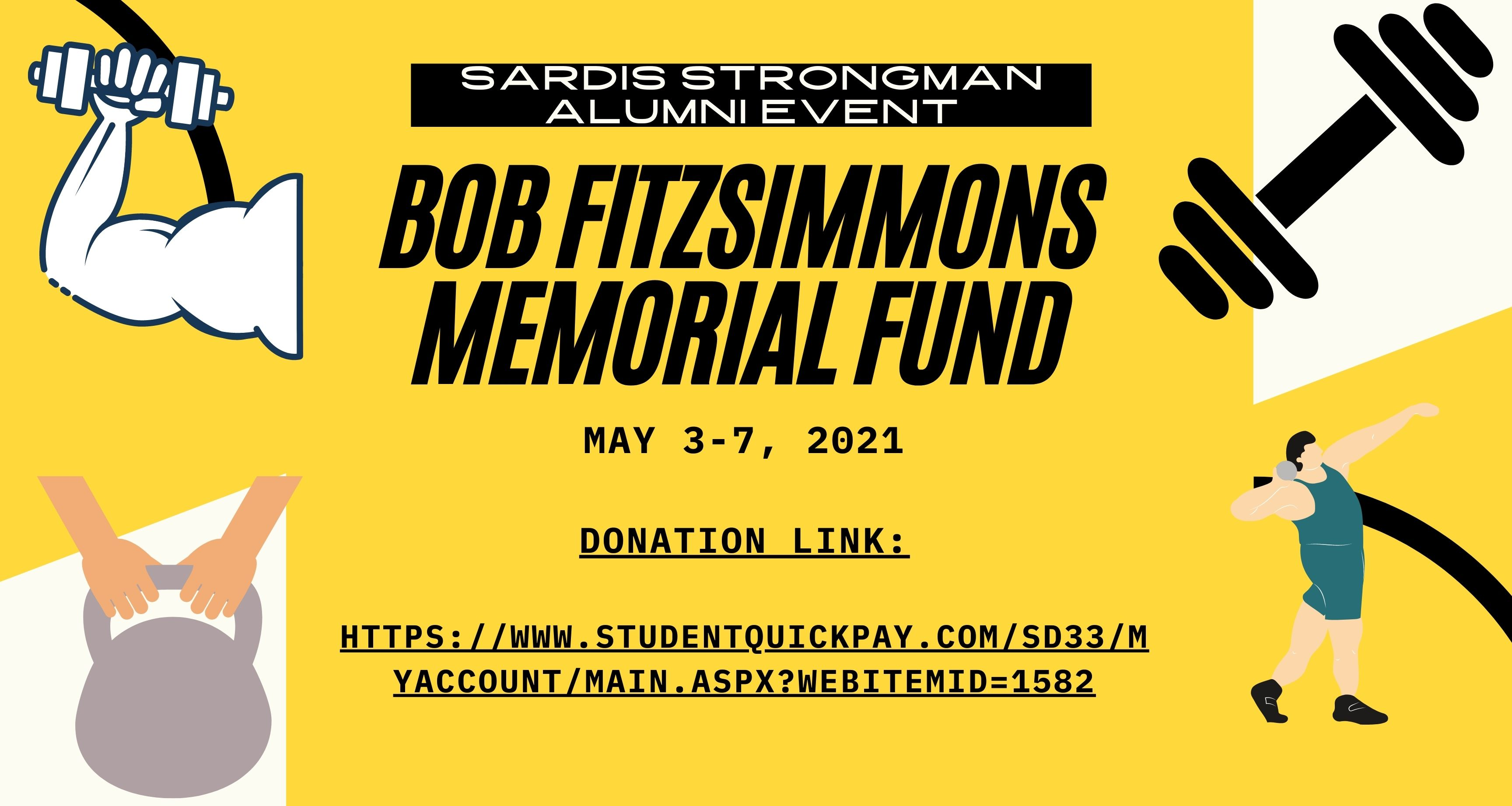 Bob Fitzsimmons Memorial Fund